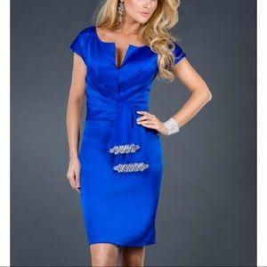 Jovani Cocktail Dress 6351